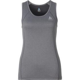 Odlo Sella - Camiseta sin mangas running Mujer - negro